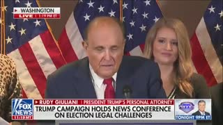Rudy Guilliani's Perfect Response To CNN