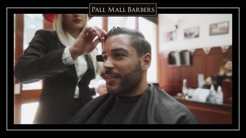 Best Barber Midtown | pallmallbarbers.nyc