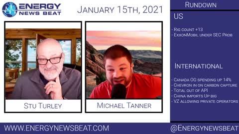 Energy News Beat 1/15/2020