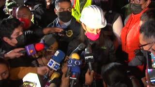 Video: 23 muertos y 65 heridos al desplomarse un metro en Ciudad de México