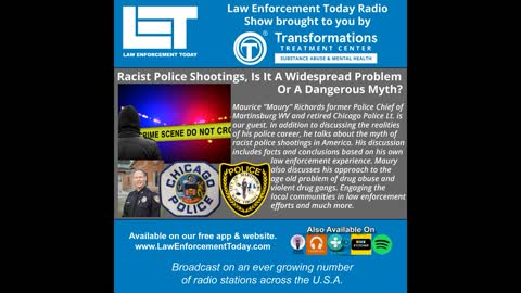 Racist Police Shootings, Is It A Widespread Problem Or A Dangerous Myth?