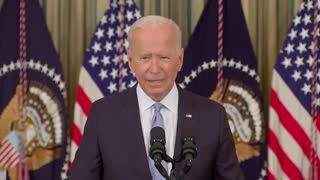 """Callous Biden With """"No Apologies"""" for Afghanistan Debacle"""