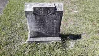 Corinth Primitive Baptist Church - Cemetery - Part Two