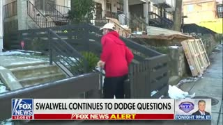 Someone in Media FINALLY Confronts Swalwell About Chinese Spy Scandal