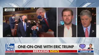 Eric Trump: Every Person in America Should Just Get One Ballot