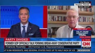 Former Republican Florida Rep. Rooney on Trump Impeachment