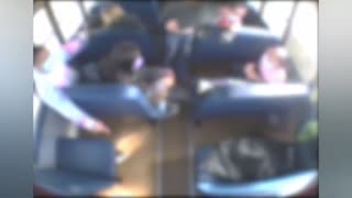 School Bus Driver Slaps 10yr Old Girl Across Face For Not Wearing Mask Properly