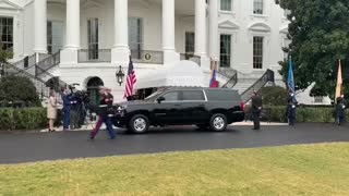 Trump y Guaidó se reúnen en Casa Blanca
