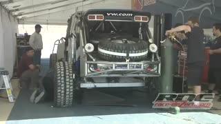 Volkswagen Race Baja Touareg Trophy Truck