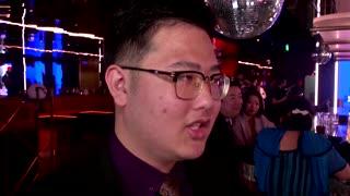 Shanghai party celebrates Chloe Zhao's Oscar win