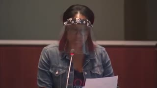 Concerned Parent Stands Up to Critical Race Theory - Goes NUCLEAR in Town Hall