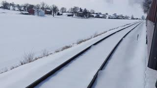 Train sounds of historic locomotives