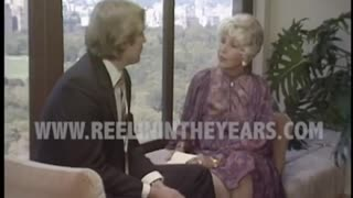 Donald J Trump Interview From 1980 - one man could make the difference