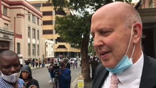 Lawyer, Eric Breyer explains the details of the case