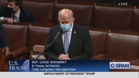 Gohmert Flips Script, Reads Pelosi's Own Words and Asked Why She Isn't Impeached