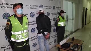 Hombre señalado de cometer múltiples hurtos en Bucaramanga fue capturado por la Policía