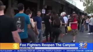FOO Fighters Ban Unvaccinated And End Up Getting Covid ..!!!