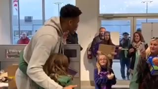 Giannis Is The New Face of NBA