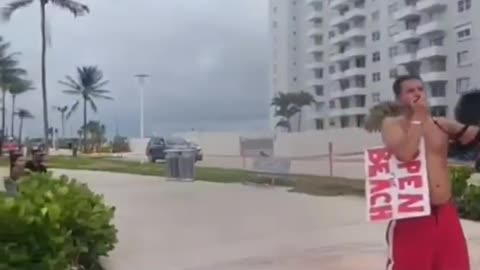 FLASHBACK! ARRESTS on Miami Beach May 2020!