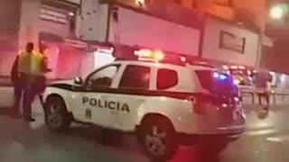 Bomberos controlaron incendio en el Centro de Bucaramanga