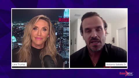 The Right View with Lara Trump and Antonio Sabato Jr.