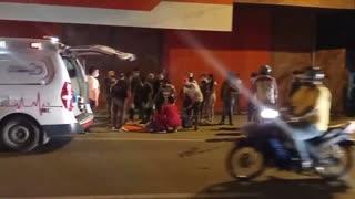 Grave accidente de tránsito en la vía San Gil-Socorro