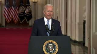 Biden once again walks away without taking questions.