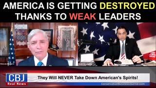 America is Getting Destroyed Thanks to Weak Leaders like De Blasio