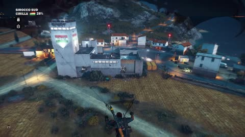 Just Cause 3 Demo Gameplay part 19 SIROCCO SUD CIRILLA Settlement Liberation