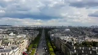 Paris France 🇫🇷 Awesome View