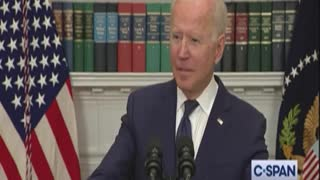 Reporter Reveals Results of Poll About Biden's Mental State!!!