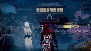 Aragami Shadow Edition - Announcement Trailer