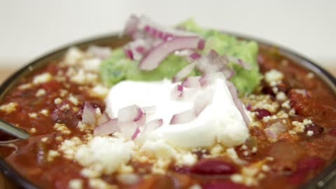World's Best Super Bowl Chili, Who Cares Who Wins When it Tastes This Good