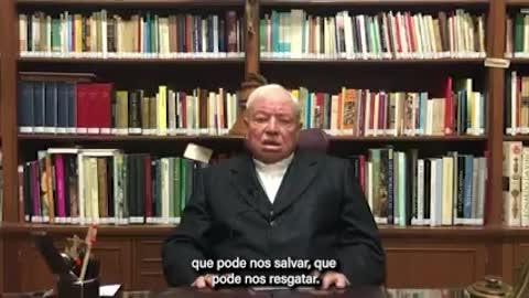 Cardeal Sandoval fala sobre plano globalista de assassinar milhões de pessoas
