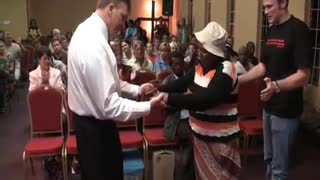 Lady Healed from Cancer | Deon Hockey Throwback