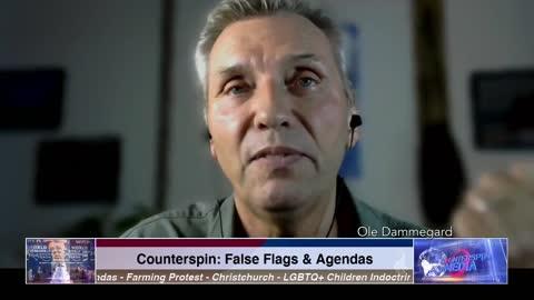 Counterspin Ep. 15 - FALSE FLAGS & AGENDAS