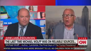 Total Loser Brian Stelter Gets ROASTED By His OWN GUEST