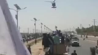 Taliban military parade with the free equipment they got from Buyden