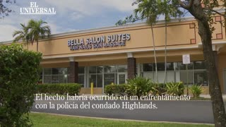 Video: el trágico asesinato de una Cartagenera en Florida