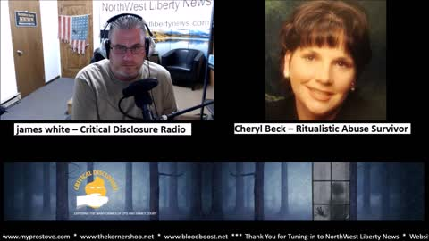 Ritualistic Abuse Survivor - Cheryl Beck