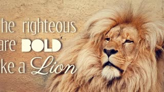 The Lion's Table: Being Bold for God