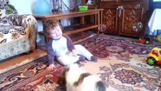 Adorable Baby and Animals Compilation.Funny Babies and Animals Video