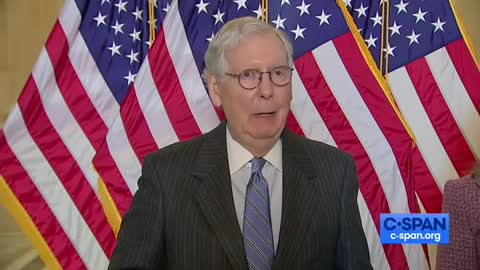 Mitch McConnell Openly Mocks Trump AGAIN –– This Means War