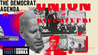 The Democratic Agenda. Matt Gaetz with Sebastian Gorka on AMERICA First
