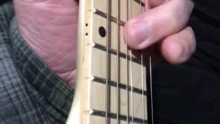 Guitar Theory - The Perfect 4th - using pinky and ring fingers on adjacent strings