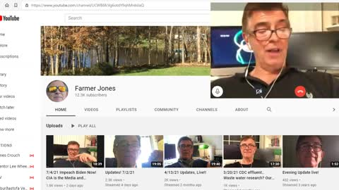 """Farmer Jones NOW - Current Events Worldwide - Life, Liberty and Fundamental Rights! """"Well Now"""""""