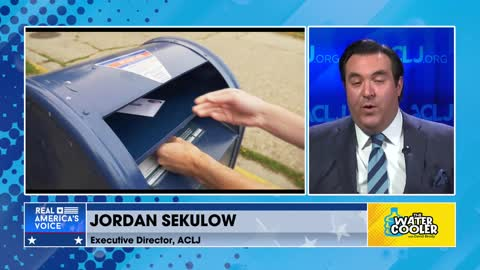 JORDAN SEKULOW ON DEMOCRATS ATTEMPT TO CHANGE ELECTION VOTING