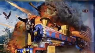 Trump Train - All Aboard Patriots!