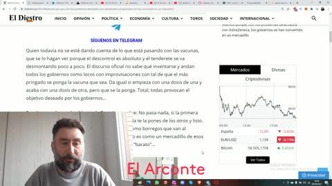 Fiasco Atrazeneca y los gobiernos se convierten en un mercadillo ofertando vacunas