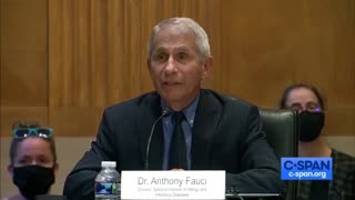 Senator Kennedy Grills Dr. Fauci About Wuhan Funding And Gain Of Function Research